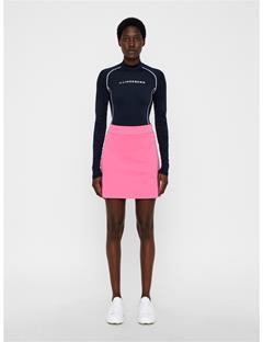 Womens Amelie Long TX Jersey Skirt Pop Pink