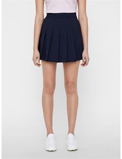 Womens Adina Skirt JL Navy