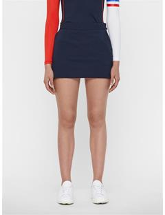 Womens Silvia High Vent Skirt JL Navy