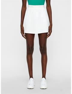 Womens Chloe Skirt White