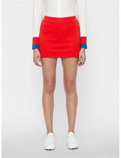 Womens Asta TX Jersey Skirt Racing Red