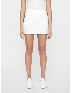 Womens Asta TX Jersey Skirt White