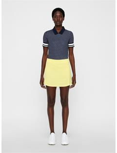 Womens Amelie TX Jersey Skirt Butter Yellow