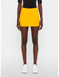 Womens Amelie TX Jersey Skirt Warm Orange