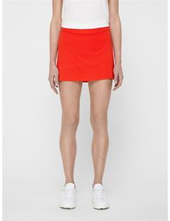 Womens Amelie TX Jersey Skirt Racing Red