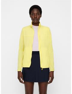 Womens Lilly Trusty Jacket Butter Yellow