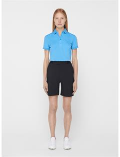 Womens Tour Tech TX Jersey Polo Ocean Blue