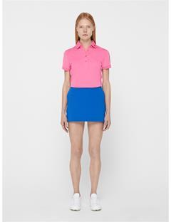 Womens Tour Tech TX Jersey Polo Pop Pink