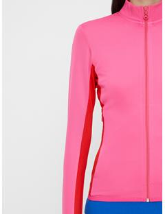 Womens Imaan TX Midlayer Pop Pink