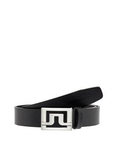 Womens Valentina Pro Leather Belt Black