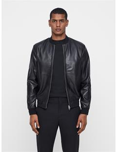 Mens Thom Non Grain Jacket Black