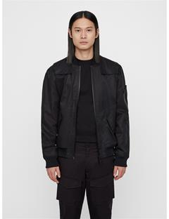 Mens Brick Tech Jacket Black