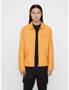 Mens Speed Oxford Jacket Warm Orange