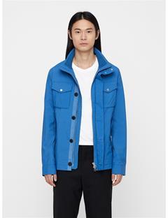 Mens Bailey Tex Jacket Work Blue