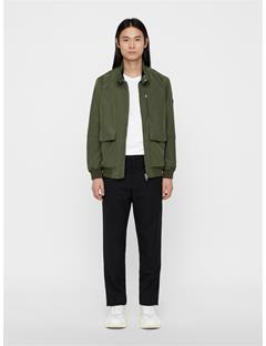 Mens Traver Memo Jacket Ivy Green