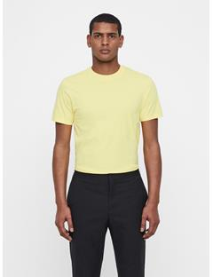 Mens Silo Supima Jersey Tee Butter Yellow
