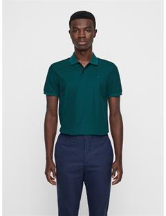 Mens Troy Clean Pique Polo Pine