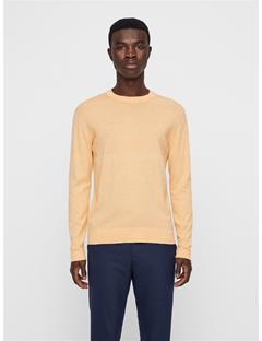 Mens Niklas Crewneck Sweater Cool Peach