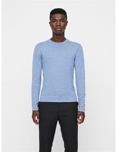 Mens Niklas Crewneck Sweater Work Blue