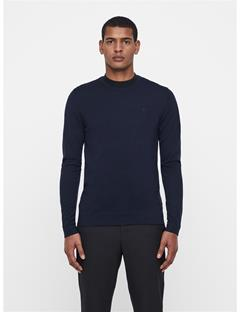 Mens Newman Crewneck Sweater JL Navy