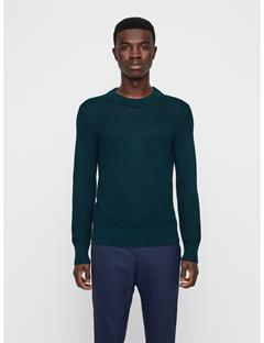 Mens Devin 2-Tone Sweater Pine