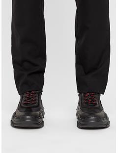 Mens Billie Mixton Sneakers Black