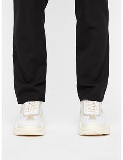 Mens Billie Mixton Sneakers White