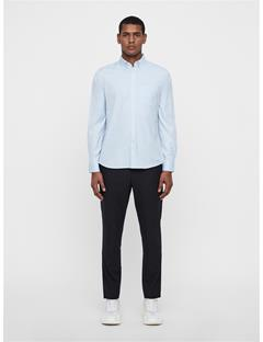 Mens Daniel Oxford Shirt Ice Flow