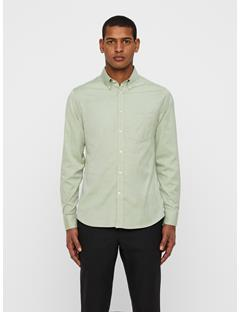 Mens Daniel Oxford Shirt Ivy Green
