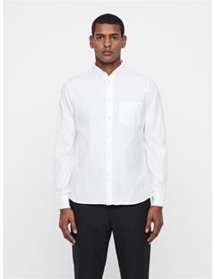 Mens Daniel Oxford Shirt White