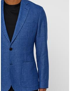 Mens Hopper Spring Boucle Blazer WORK BLUE