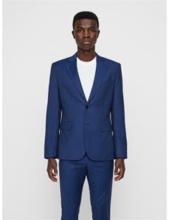 Mens Donnie Moving Micro Blazer MID BLUE