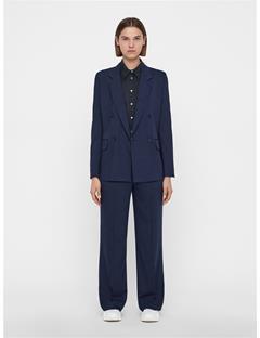 Womens Delano Summer Wool Blazer JL Navy