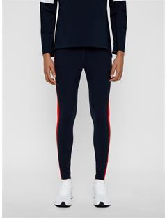 Mens Charlie Compression Leggings JL Navy