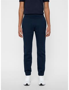 Mens Athletic Tech Sweatpants Navy melange