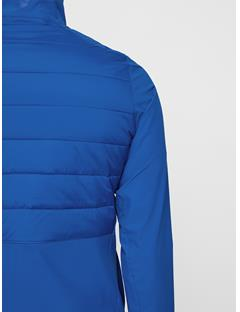Mens Season Hybrid Jacket Pop Blue