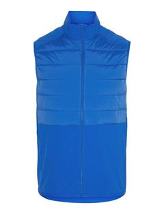 Mens Season Hybrid Vest Pop Blue