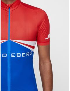 Mens Bike Vanish Jersey Deep Red