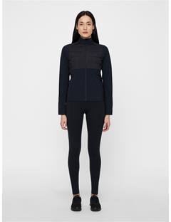 Womens Season Hybrid Jacket Black