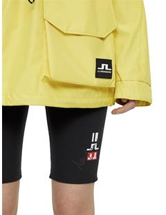 Womens Biker Compression Shorts Black