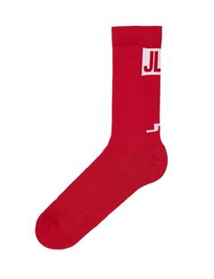 Mens Rolfi Sock Deep Red