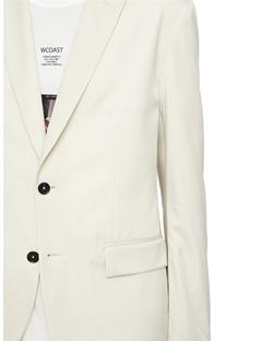 Mens Hopper Drapy Nylon Blazer Cloud Dancer