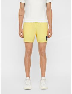 Mens Banks Swim Trunk Butter Yellow