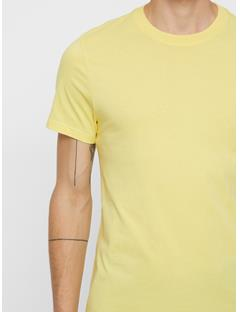 Mens Silo T-shirt Butter Yellow