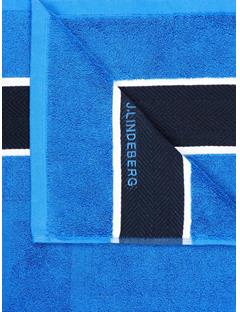 Mens Jess Beach Towel Pop Blue