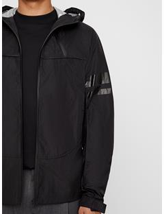 Mens Elis Shine Jacket Black