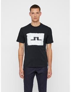 Mens Jordan Distinct T-shirt Black/white
