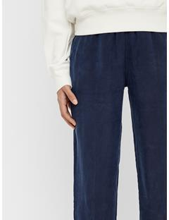 Womens Kylie Sheer Pants JL Navy