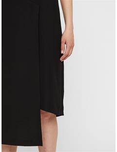 Womens Enni Dress Black