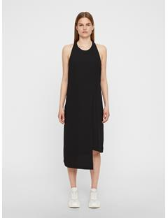 Womens Enni Dress Black